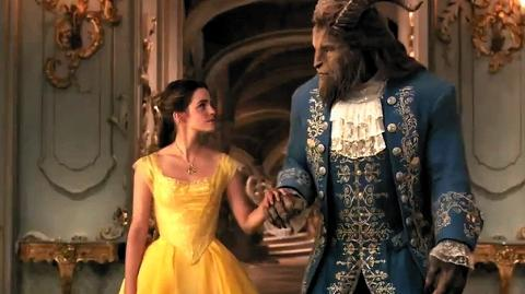 BEAUTY AND THE BEAST Song Promo - Tale As Old As Time (2017) Ariana Grande, John Legend Movie HD