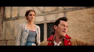 Beauty And The Beast (2017) - Belle And Gaston Memorable Moments HD