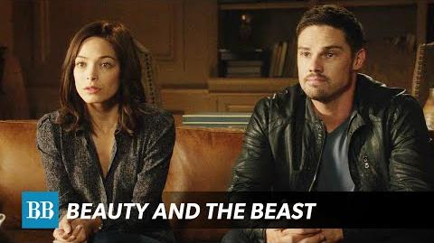 Beauty and the Beast Heart of the Matter Trailer The CW