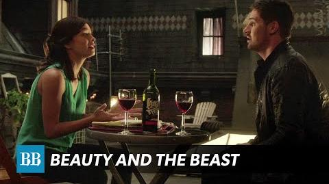 Beauty and the Beast Bob & Carol & Vincent & Cat Clip The CW