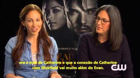 Beauty and the Beast Producer's Preview 1x20 - Anniversary Legendado