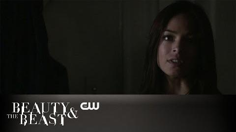 Beauty and the Beast It's a Wonderful Beast Scene The CW