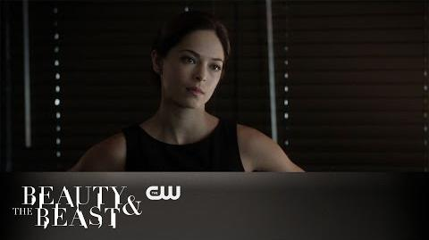 Beauty and the Beast Love is a Battlefield Scene The CW