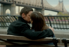 VinCat Kissing in NYC