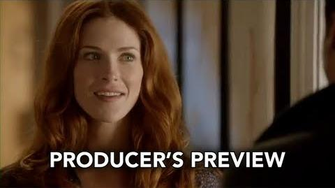"""Beauty and the Beast 1x11 Producer's Preview """"On Thin Ice"""""""