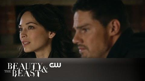 Beauty and the Beast Au Revoir Trailer The CW