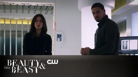 Beauty and the Beast Meet the New Beast Trailer The CW