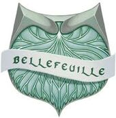 Bellefeuille crest and banner