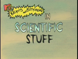 S02E01 - Scientific Stuff