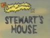 Stewarts House Title Card VHS