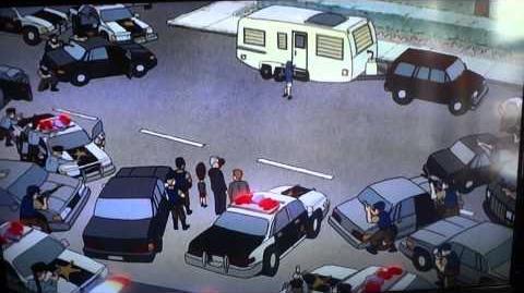 Beavis and Butthead do America the X-5 Unit Scene