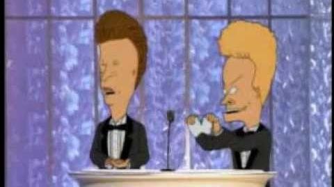 Beavis and Butt-head at the Oscars®