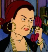 Madame Blavatsky Character