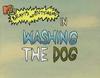 WashingTheDogTitle