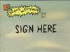 Sign Here