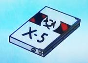 X5 unit
