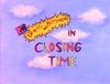 ClosingTimeTitle