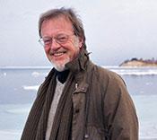Bernard Cornwell Portrait