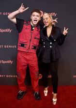 Spotify+2nd+Annual+Secret+Genius+Awards+Arrivals+ I7lVOL3N5Hl