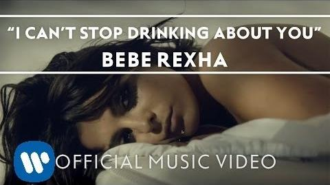 Bebe Rexha - I Can't Stop Drinking About You Official Music Video