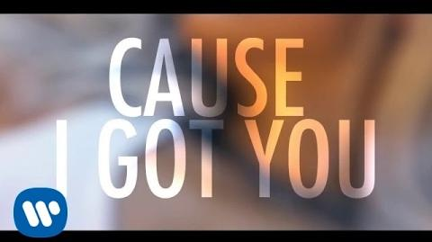 Bebe Rexha - I Got You Lyric Video