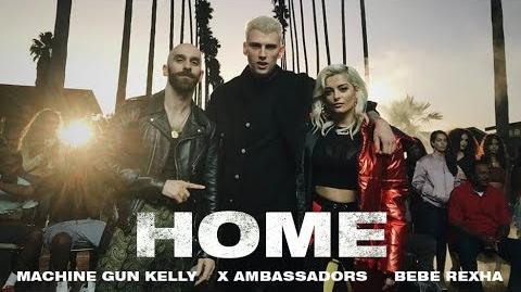 Machine Gun Kelly, X Ambassadors & Bebe Rexha - Home (from Bright The Album) Music Video