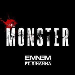 Eminem the monster (explicit) ft. Rihanna.