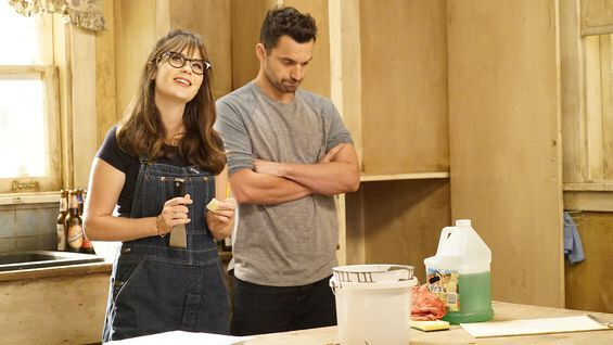 Nick and Jess in New Girl must call a vote to change the terms of the roommate agreement
