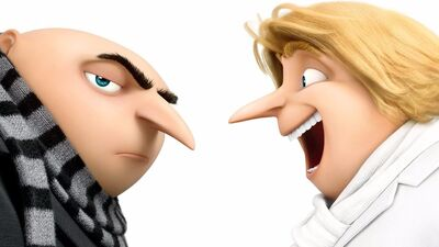 Steve Carell Shows How He Nailed the Voices of Gru and Dru in 'Despicable Me 3'