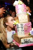 Glees-Becca-Tobin-celebrates-birthday-at-Hyde-Bellagio-Las-Vegas-1 26 13-3-