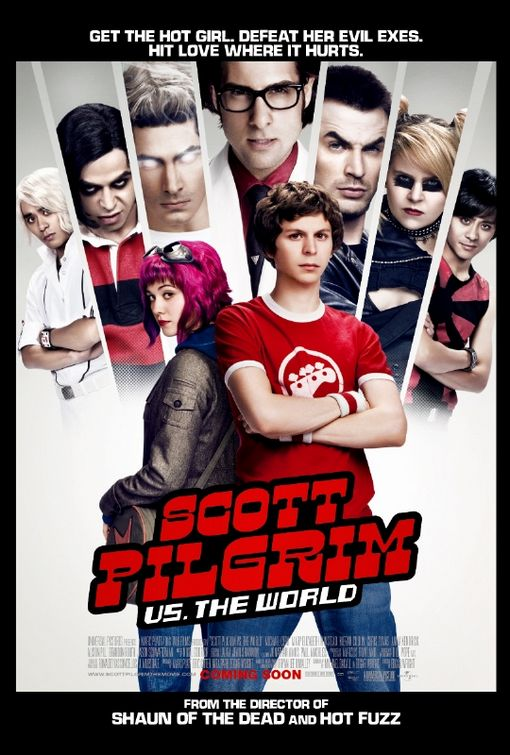 Scott Pilgrim vs. the World teaser