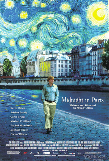 Midnight in Paris Poster 5707