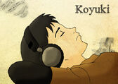 Koyuki Tanaka listens Music by TheStobo