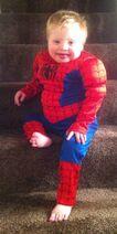 Harry Whittaker Superhero