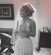 Todo Cambio - Wedding dress