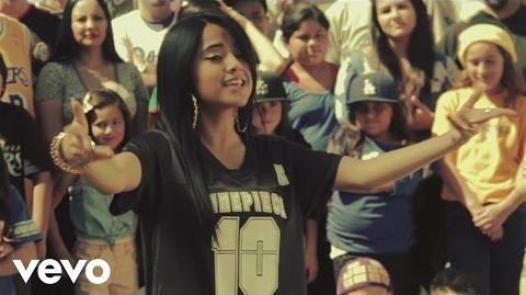 Becky G - Play It Again - Behind the Scenes Part 1