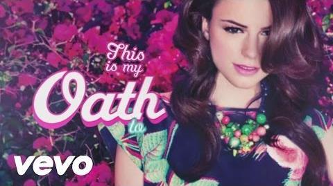 Cher Lloyd - Oath (Lyric Video) ft