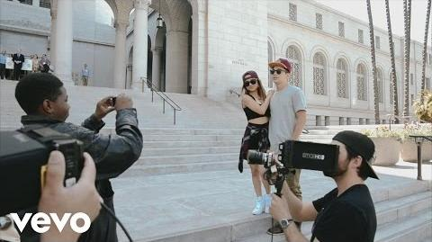 Becky G - Lovin' So Hard (Behind The Scenes)-0
