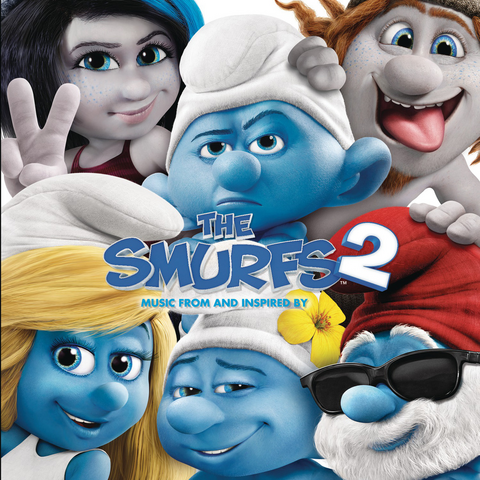 File:The Smurfs 2 soundtrack.png