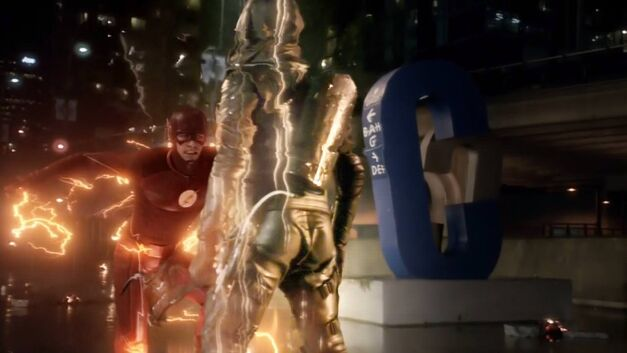 flash-invasion-barry-allen-oliver-queen-green-arrow-teleport