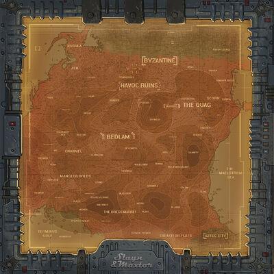 Skyshine bedlam map