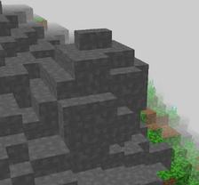 Mountain boulder