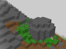 Mountain boulder2