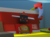 Красный магазин