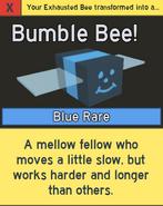 BumbleBeeNotification