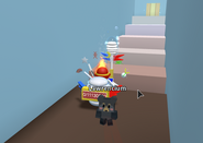 The Golden Present Obby