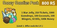 Gooey Goodies Pack