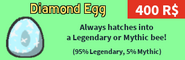 Diamond Egg-Robux