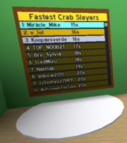 Fastestcrabslayers6.24.2020