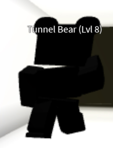 Tunnel Bear Bee Swarm Simulator Wiki Fandom Powered By